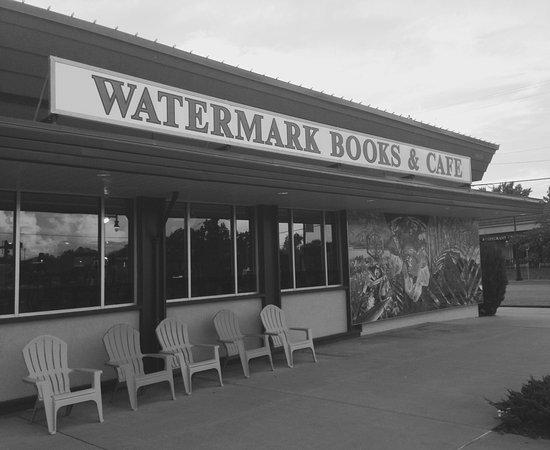 Photo of Cafe Watermark Books & Cafe at 4701 E Douglas Ave, Wichita, KS 67218, United States