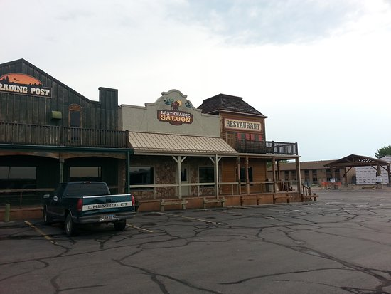 Oacoma, SD: The eating stop