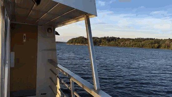 ออตตาวา, แคนาดา: Capital Cruises