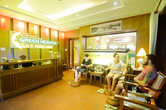 Green Heaven Spa