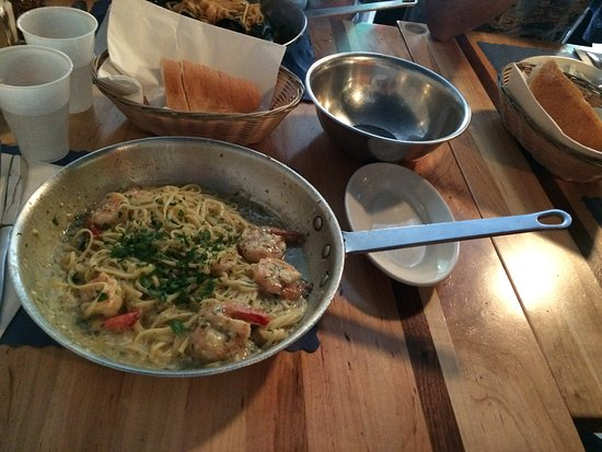 The Daily Catch: Shrimp linguini