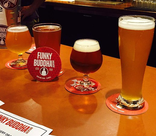Funky Buddha Brewery: photo2.jpg