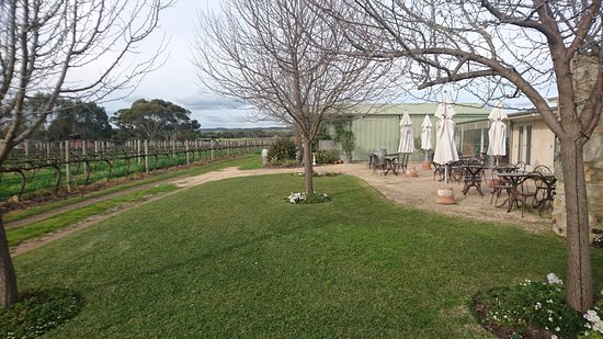 Willunga, Australia: courtyard view