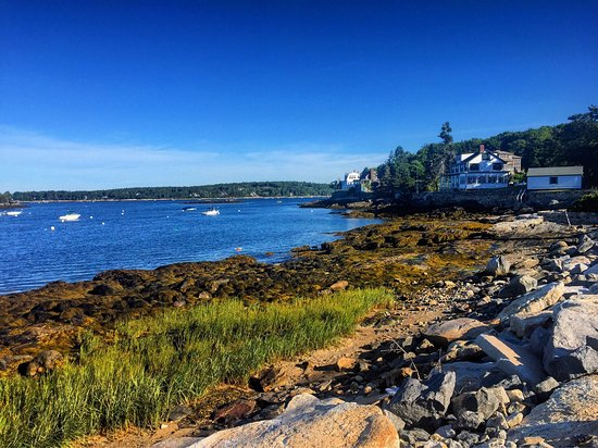 East Boothbay, ME: Ocean Point Inn and Resort