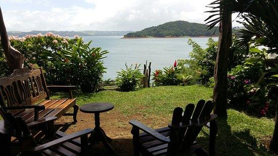Nuevo Arenal, Costa Rica: Vistas espectaculares