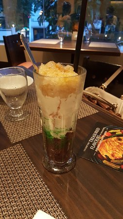 York Hotel: Chendol (at the restaurant on ground floor)