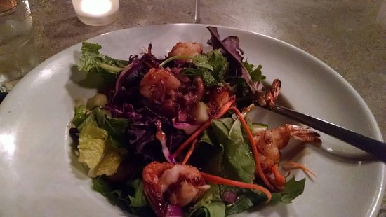 Baramee Thai Restaurant: Shrimp salad is wonderful