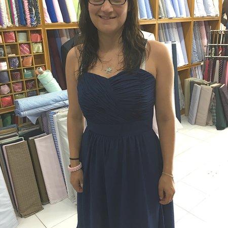 Μποφούτ, Ταϊλάνδη: Evening Dress