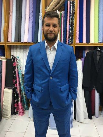Μποφούτ, Ταϊλάνδη: Cashmere wool suit