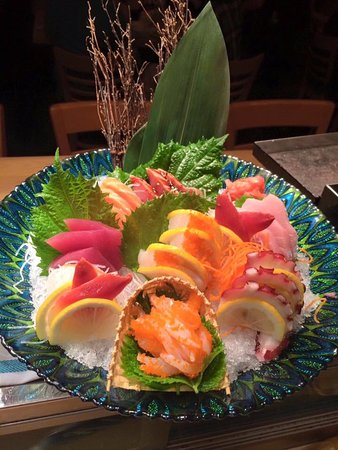 Tivoli, Estado de Nueva York: sashimi on the ice~