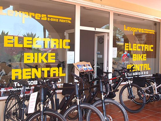 LexPres E-Bike Rental