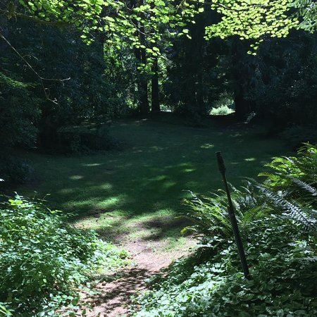 Vida, Oregón: Grounds--so serene!