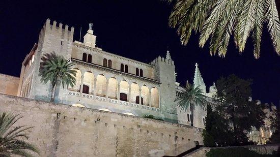 Palma di Maiorca: Il palazzo reale - Picture of Palau de lAlmudaina, Pal...