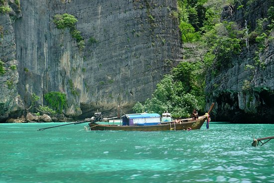 Ko Phi Phi Le, Tajlandia: Lo mejor de Phi Phi!