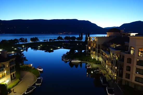 Delta Hotels By Marriott Grand Okanagan Resort Einfach Traumhaft