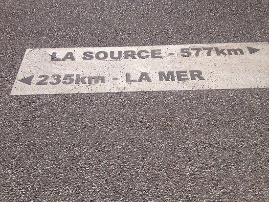 Drome, France: de route