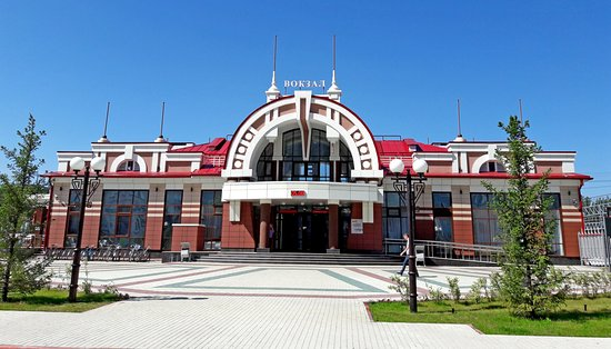 West Siberian Railway History Museum