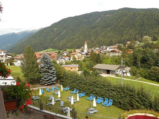 Hotel Koflerhof: veduta dalla camera 205