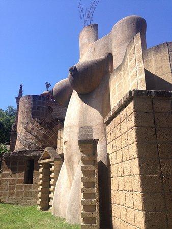 Montegabbione, Italien: La Scarzuola