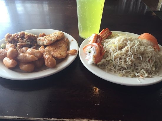 Asian legends restaurant