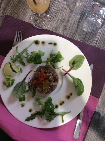 Authentique Restaurant Saint Marcel Les Sauzet