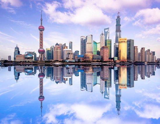 Les Suites Orient, Bund Shanghai: Bund view