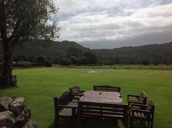 Bower House Inn: Beautiful views