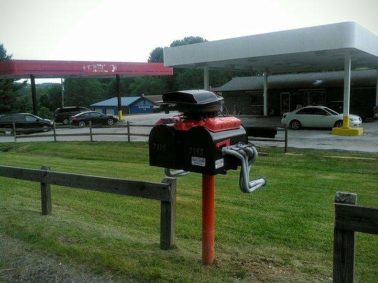 Fancy Gap, Βιρτζίνια: Our mailbox