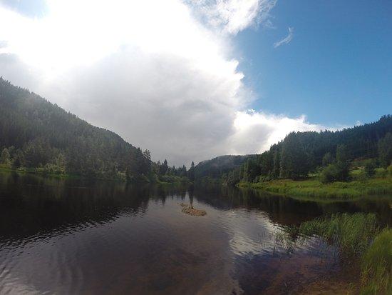 Vest-Agder, Noruega: Mandals Elva