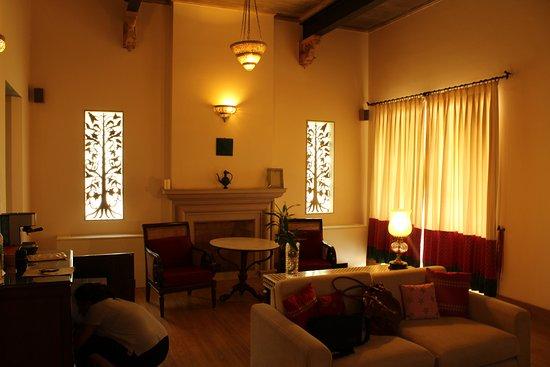 Tree of Life Resort & Spa Jaipur: sitting area