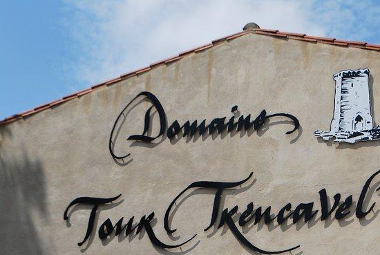 Trausse, Frankrike: Klasse restaurant