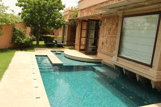 Tree of Life Resort & Spa Jaipur: Private pool