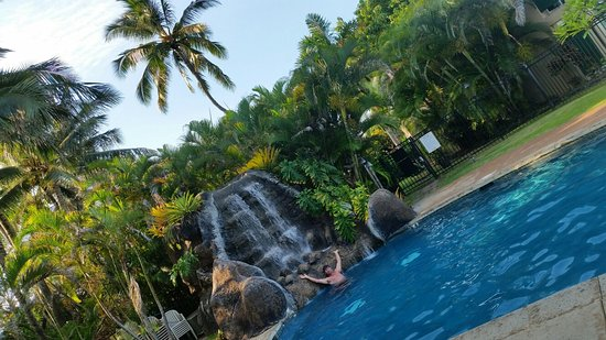 Hotel Coral Reef: We give this wonderful place 10 out of 10.
