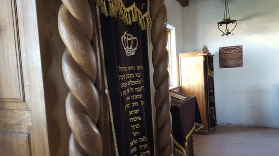 Tomb of the Baal Shem Tov