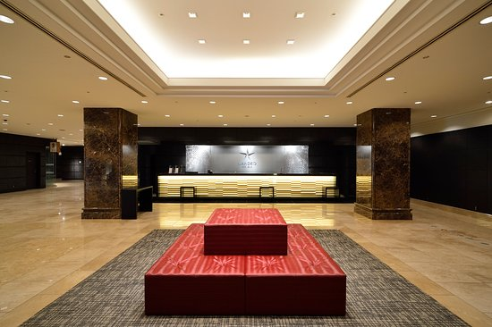 Candeo Hotels Chiba : Reception