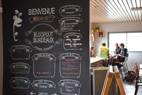 block 39 out bordeaux restaurant avis num ro de t l phone photos tripadvisor. Black Bedroom Furniture Sets. Home Design Ideas