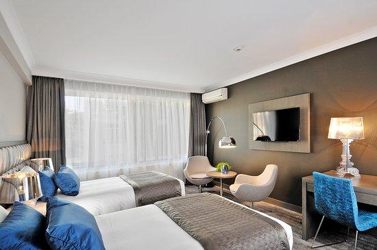 Hotel Agenda Louise: Chambre twin