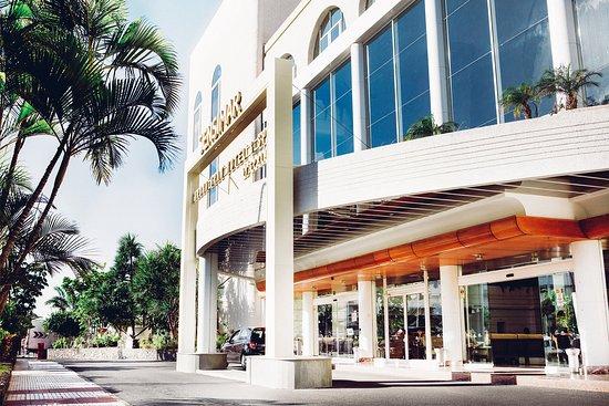 Spring Arona Gran Hotel: Arona Entrance