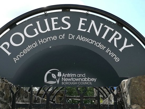 Image result for pogue's entry antrim
