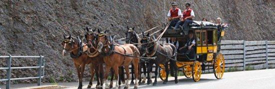 Tessin, Suisse : .. la vecchia Posta ...