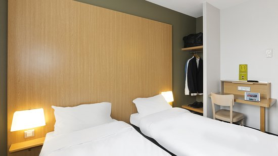 Appart Hotel Camilla Rennes