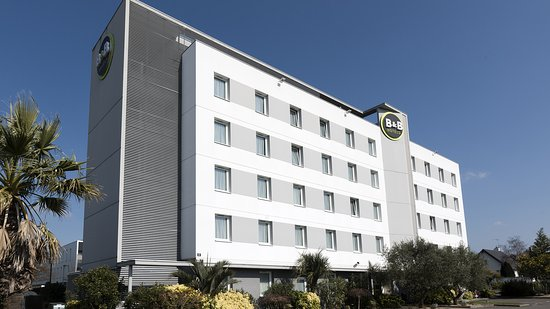B And B Hotel Rennes Ouest Villejean