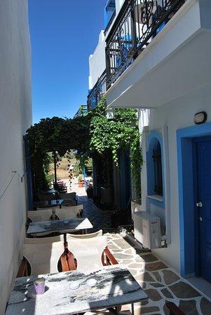 Агиос-Прокопиос, Греция: Hotel y alrededores