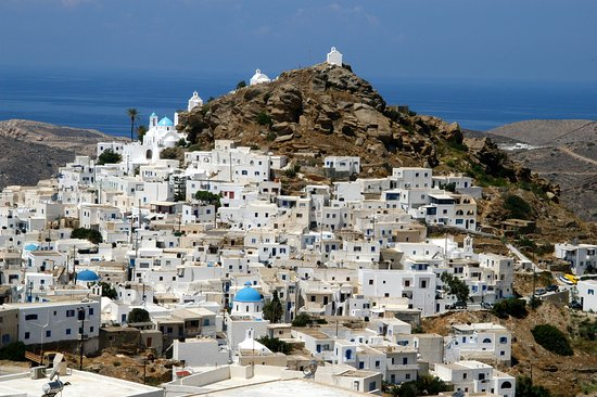 Cyclades, Greece: Ίος CHORA IOS