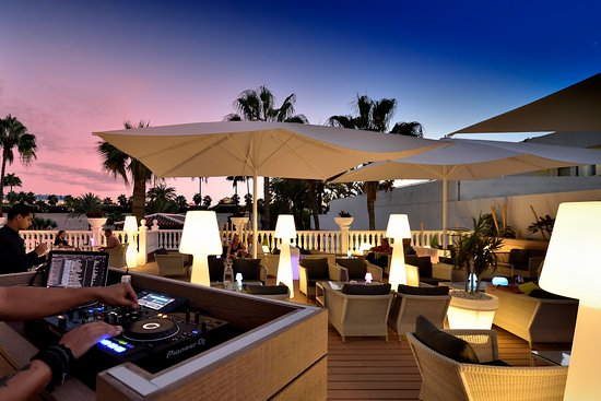 Spring Hotel Vulcano : Chill Out Terrace