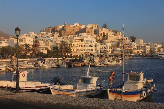 Cyclades, Greece: NAXOS