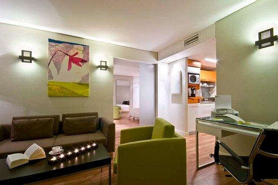 Woluwe-St-Pierre, Belgien: apartment