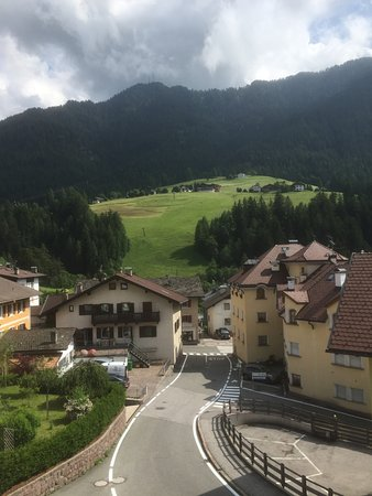 Cesa Rabanser Apartments : View from balcony