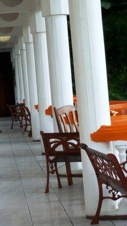 Hotel Coco Beach: Vistas desde la habitación, podrás ver la playa