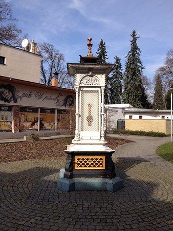 Piešťany, Slovensko: Meteorologicky Stlp